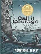 Call It Courage dustjacket